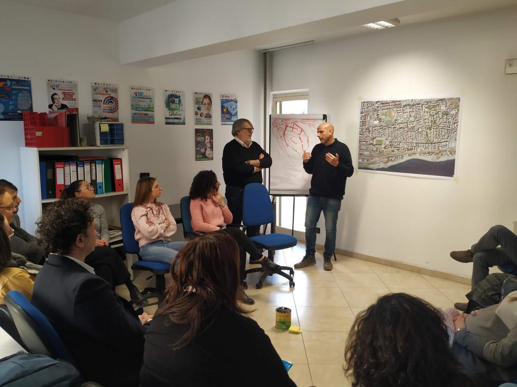 Formazione attivatori di comunità - I Sessione