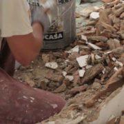 Lavori ristrutturazione immobile Via Possidonea 53