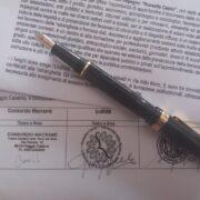 Protocollo di rete - Firme